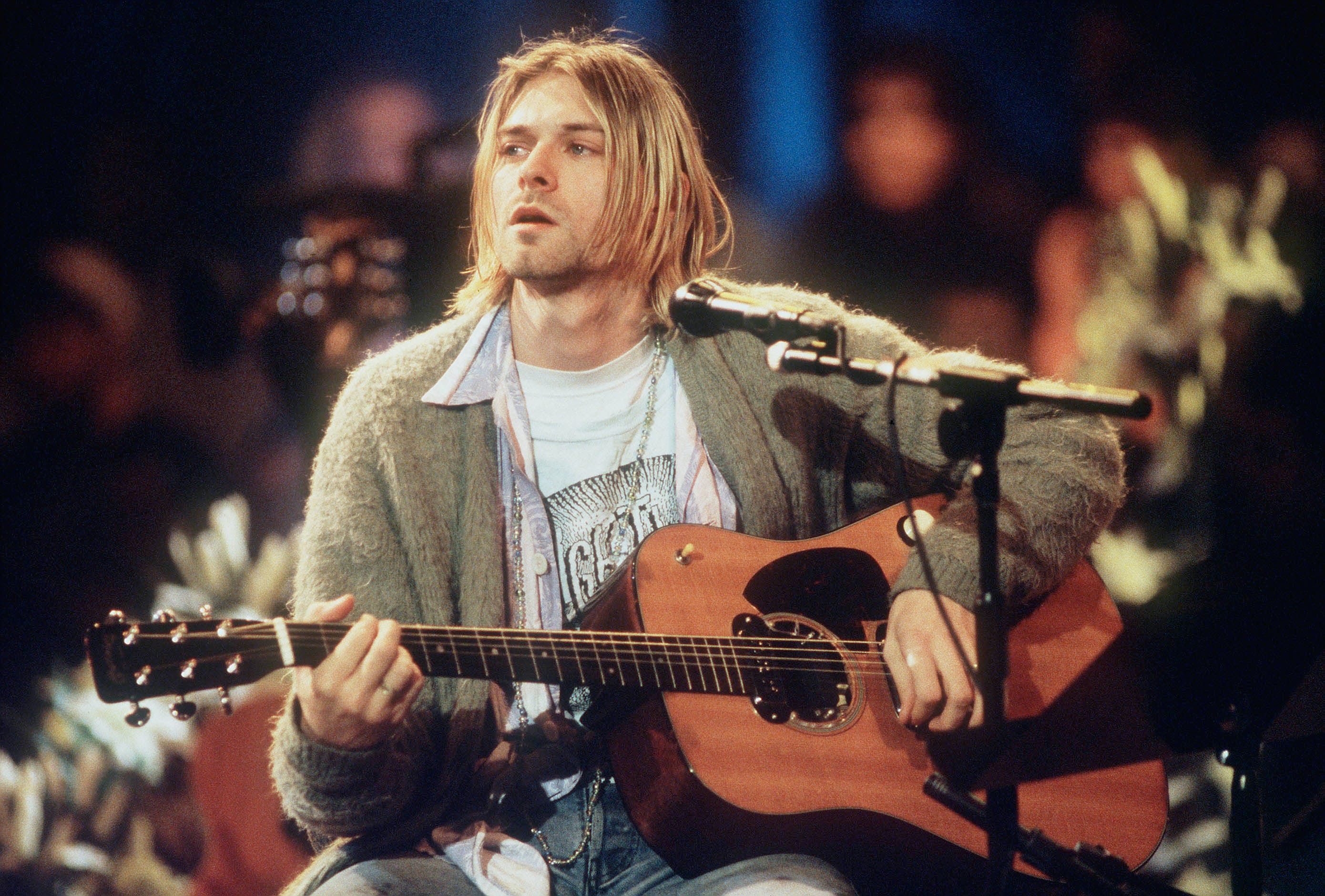 YOUTUBER CREATED FAKE NIRVANA SONG WITH AI
