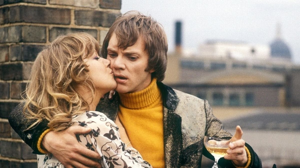 O, LUCKY MAN: A SYMBIOSIS OF PERSPECTIVES FROM PASOLINI AND FASSBINDER