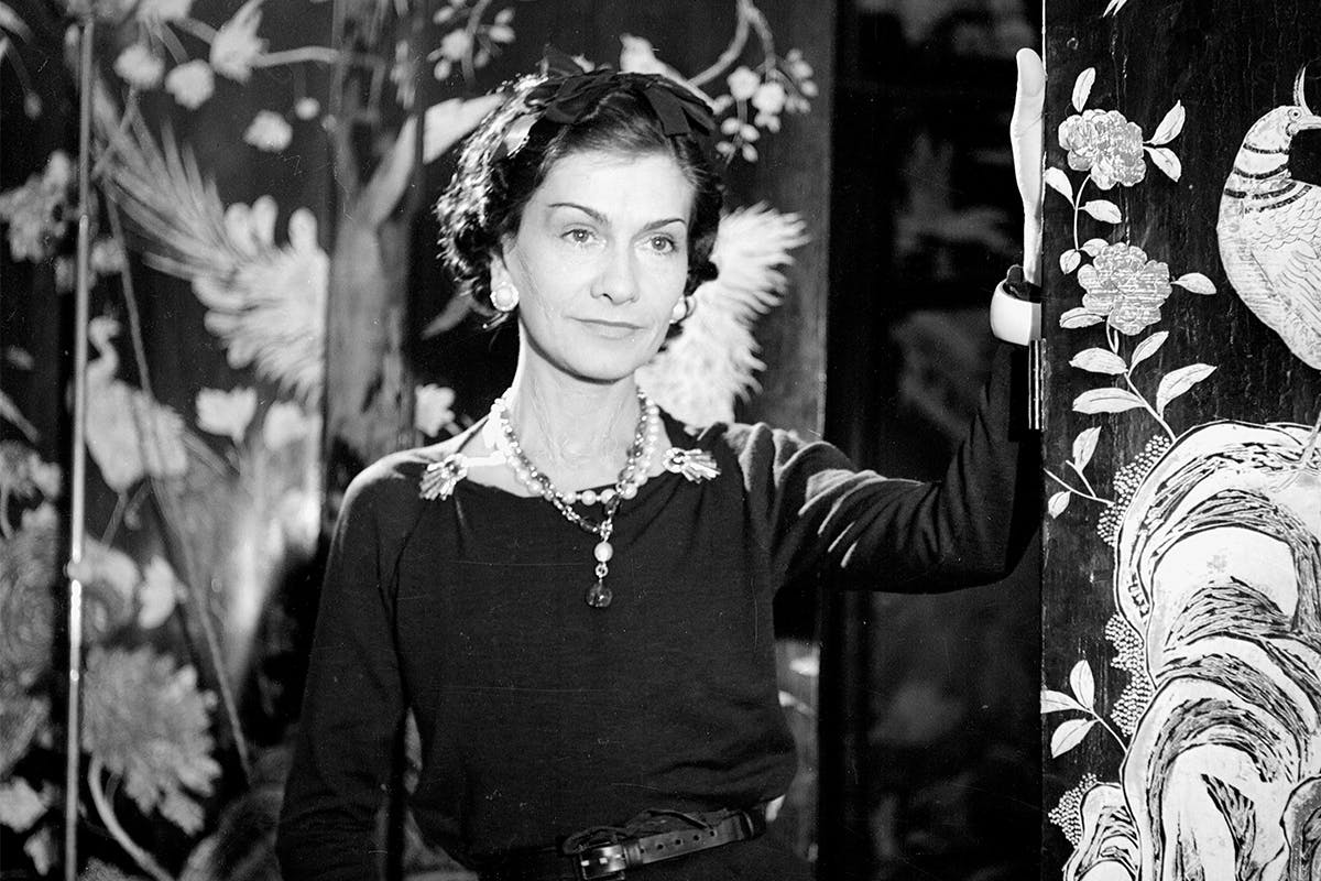 GABRIELLE CHANEL: ELEGANCE AND THE WAR