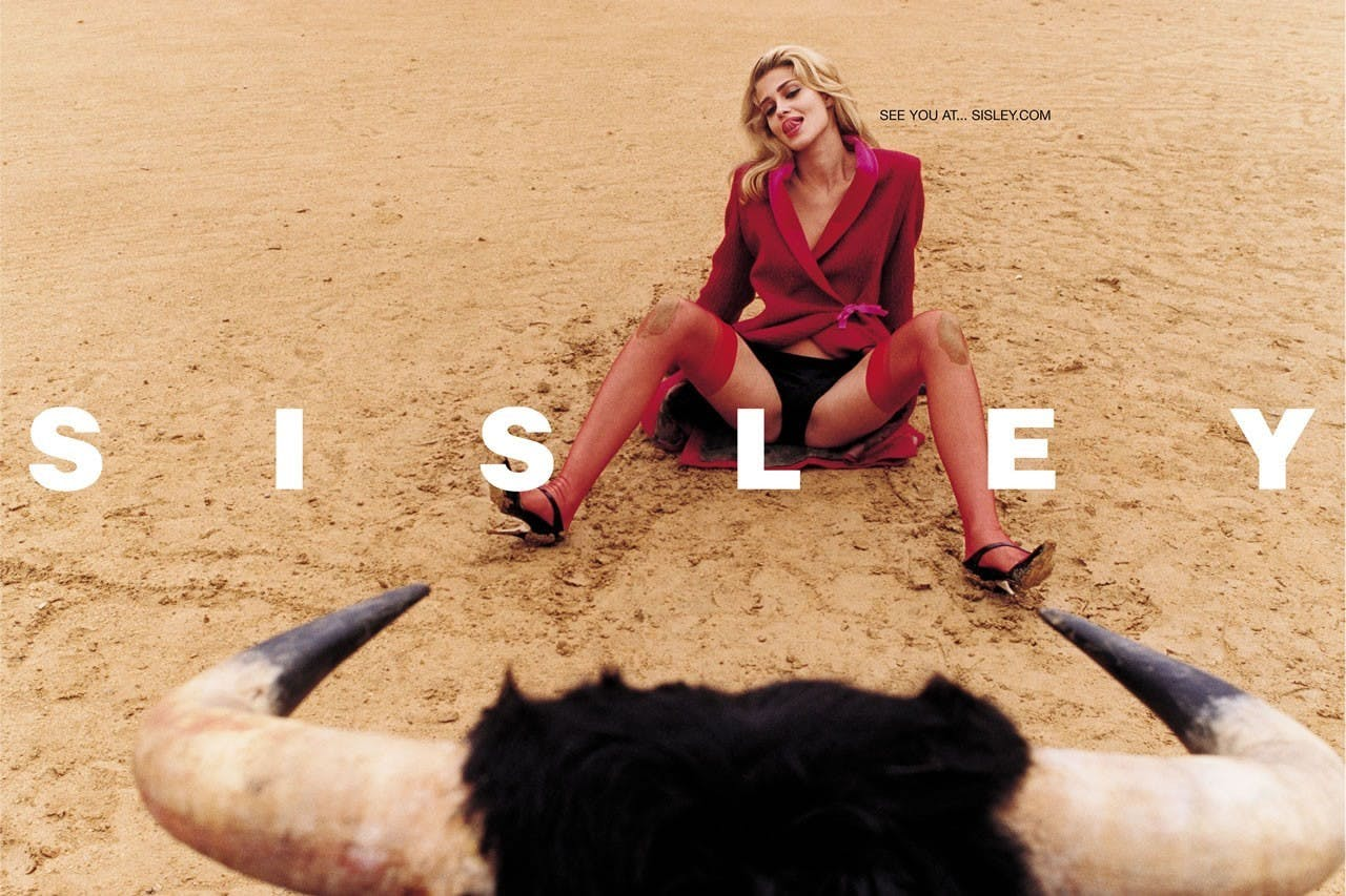 THE MOST CONTROVERSIAL FASHION CAMPAIGNS