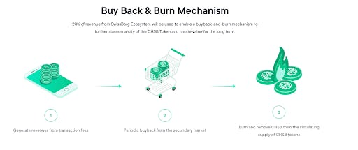 The CHSB Protect & Burn Mechanism