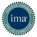 IMA Higher Education Endorsement Seal