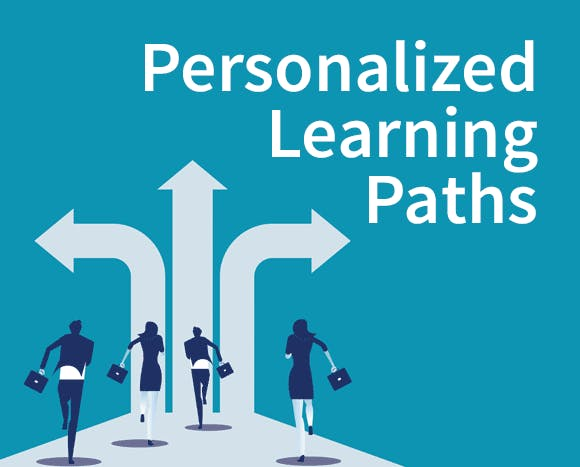 personalized learning paths