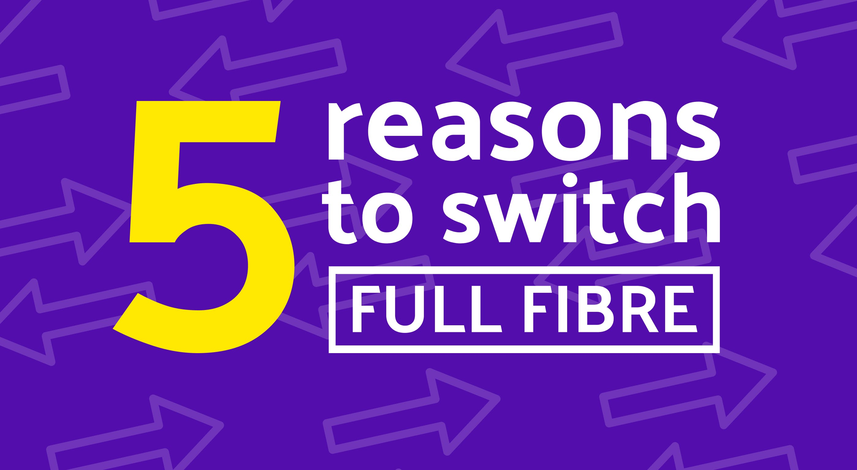 5 reasons to switch