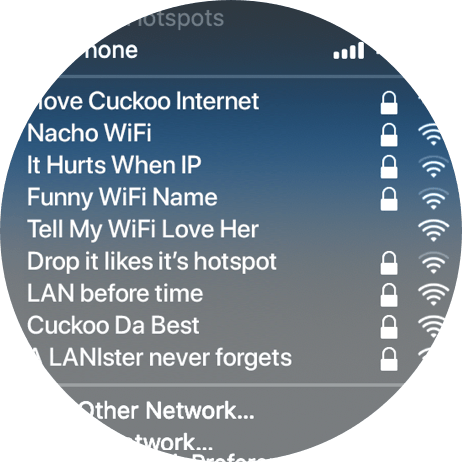 Naming your cuckoo router