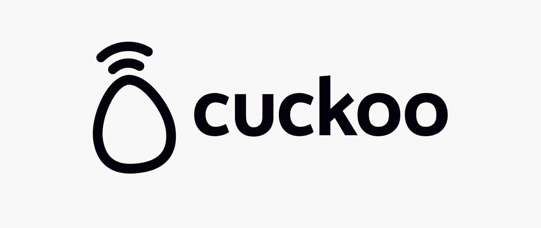 Cuckoo Logo in white