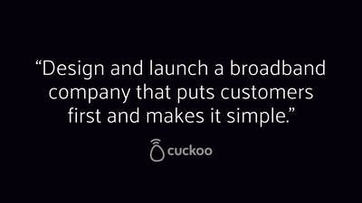 The Power of Simple: a UX case study of how we made joining Cuckoo simple