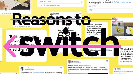 12 reasons to switch to Cuckoo