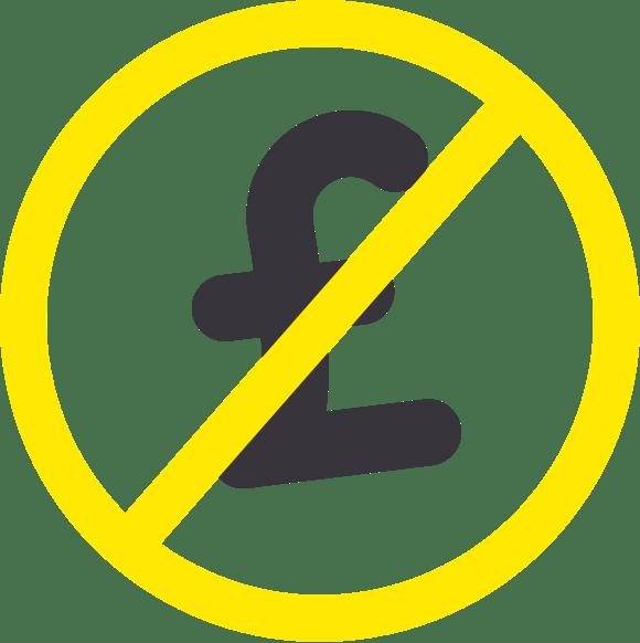 No more price rises