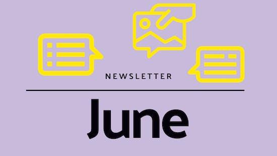 Monthly newsletter - June 2021