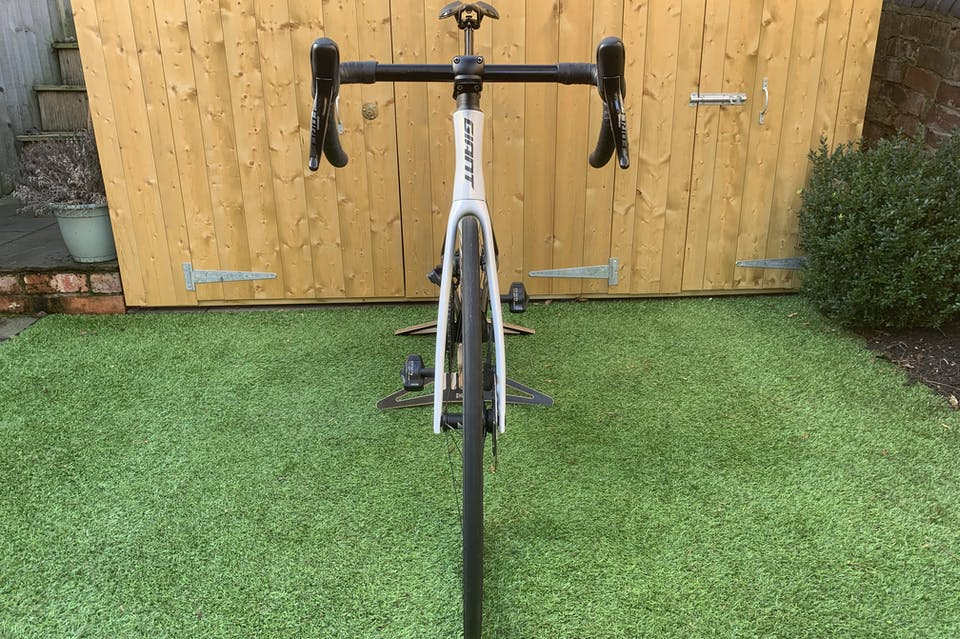 Front of bike