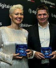 W kategorii edukacja wyróżniona została m.in. Jowita Michalska, założycielka i prezeska fundacji Digital University.