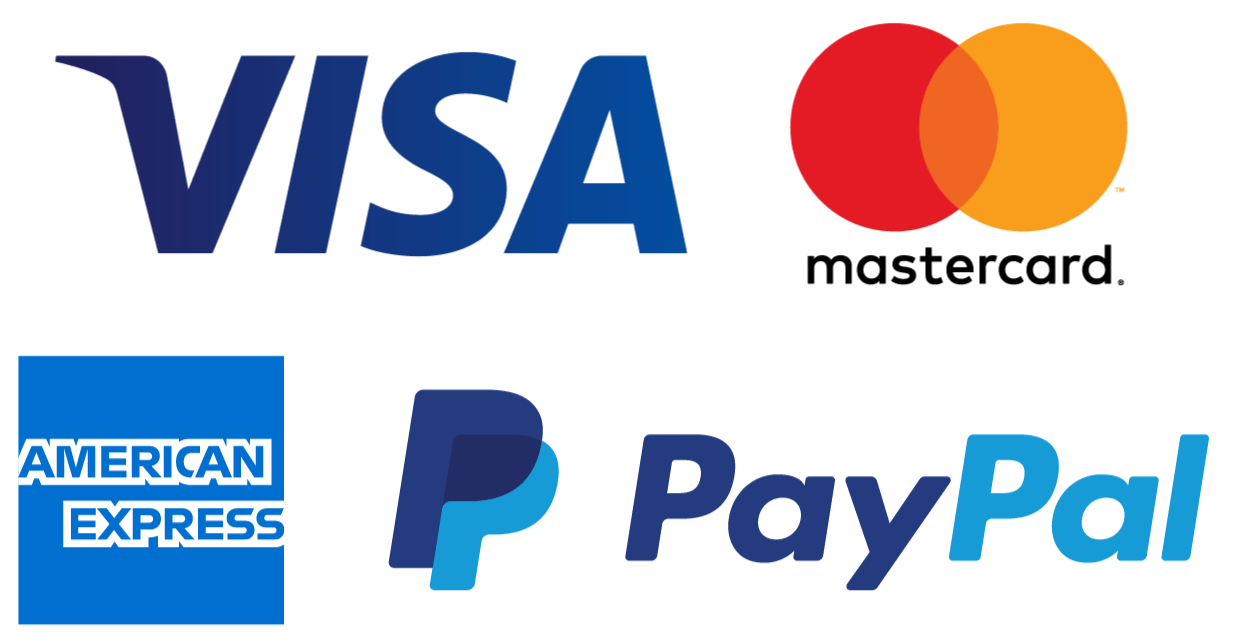 Payment methods for Giftcards
