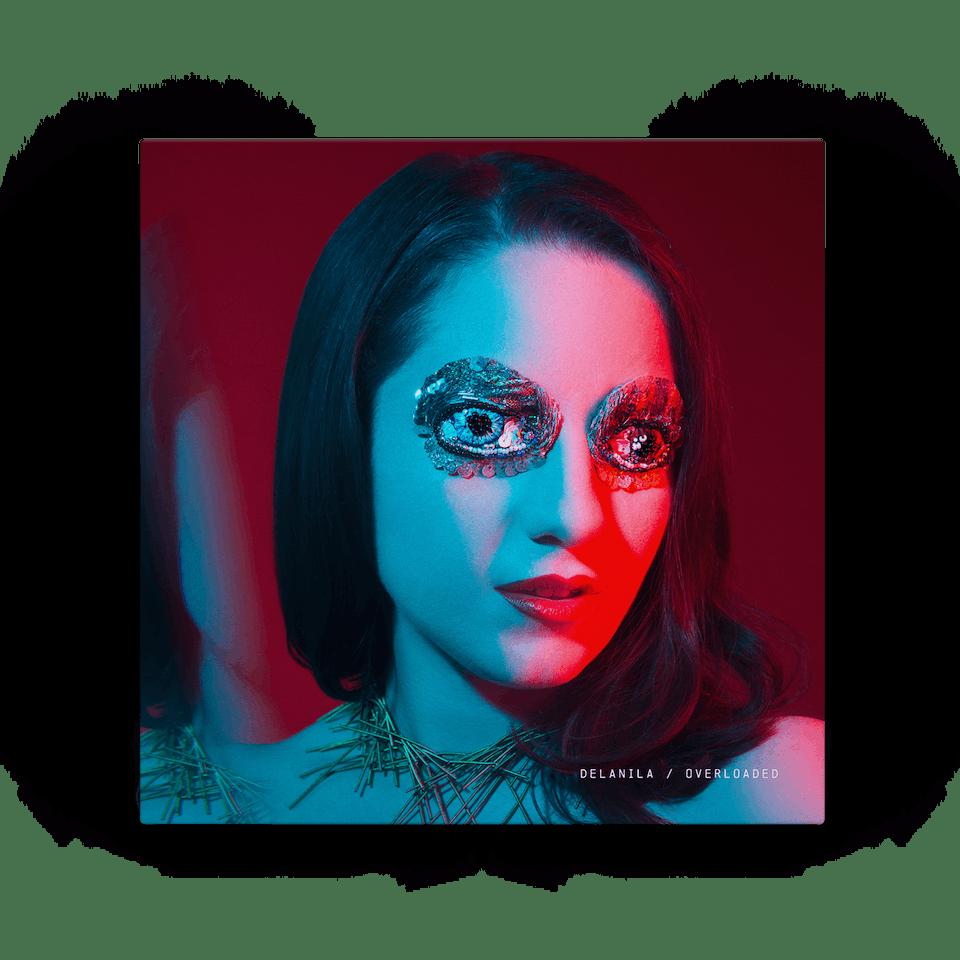 """Cover art for DELANILA's """"Overloaded"""""""