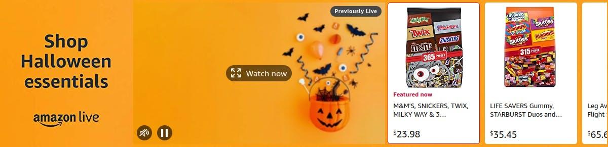 Amazon Marketing Strategy for Halloween