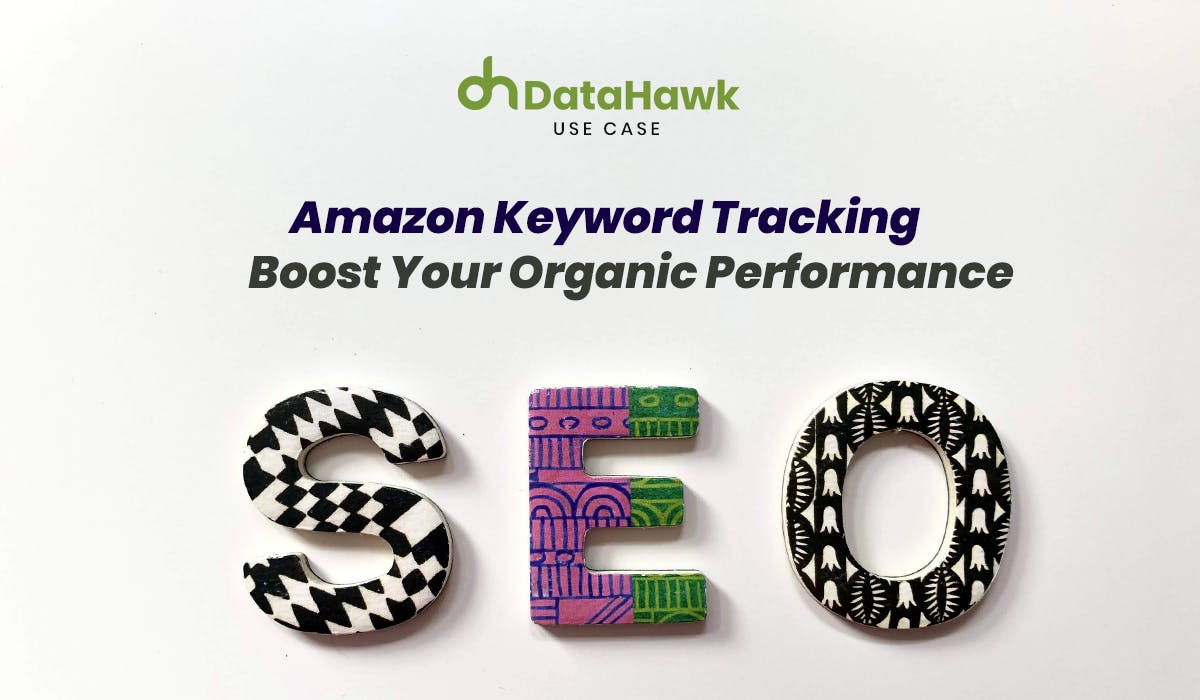 Amazon Keyword Tracking