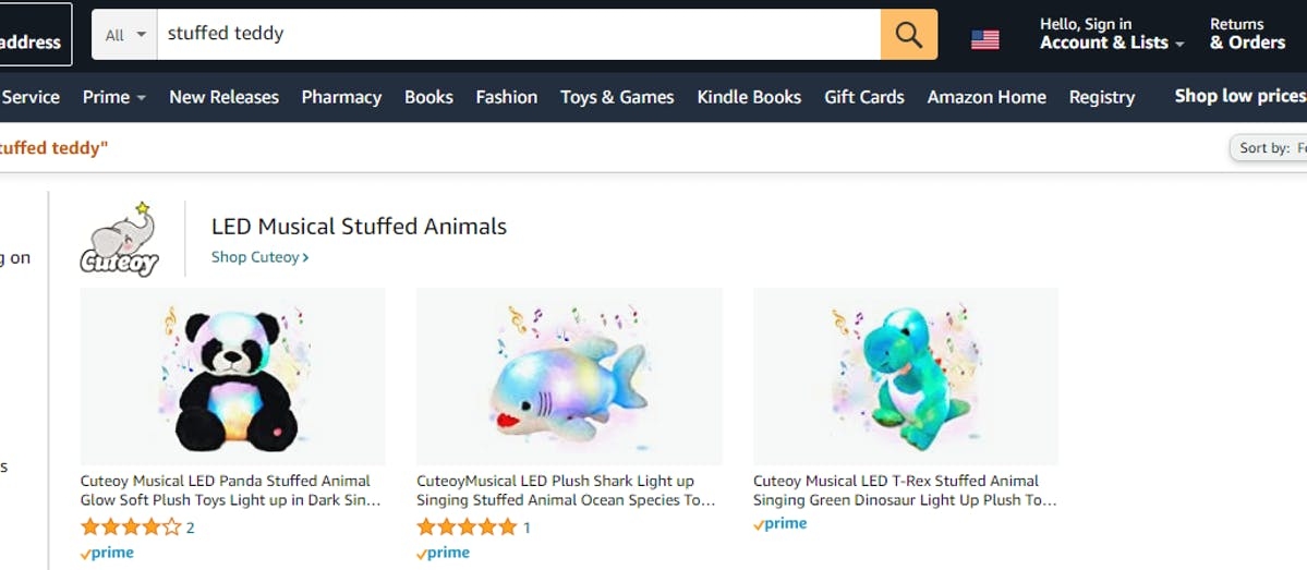 Amazon Search term optimization