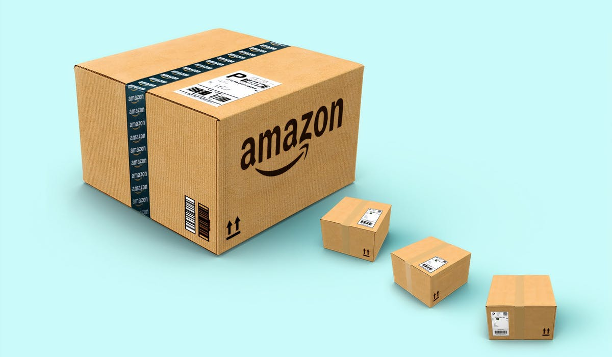 Amazon's Frustration-Free Packaging
