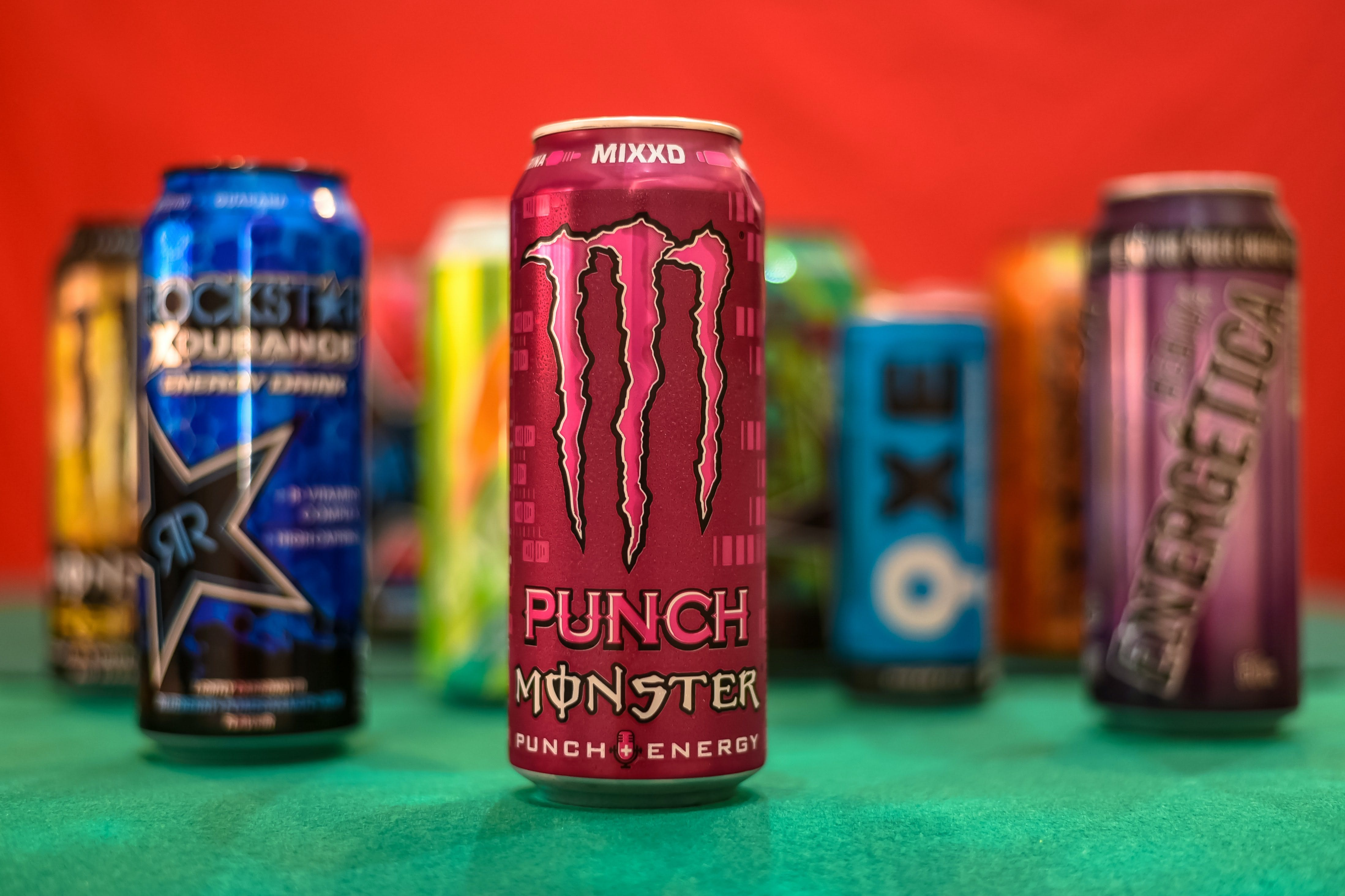 Energy Drinks Category