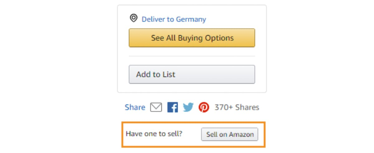 Amazon Brand Gating