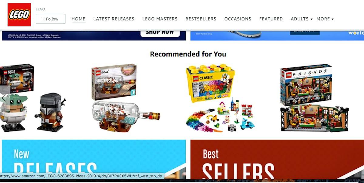 Amazon Storefront Optimization