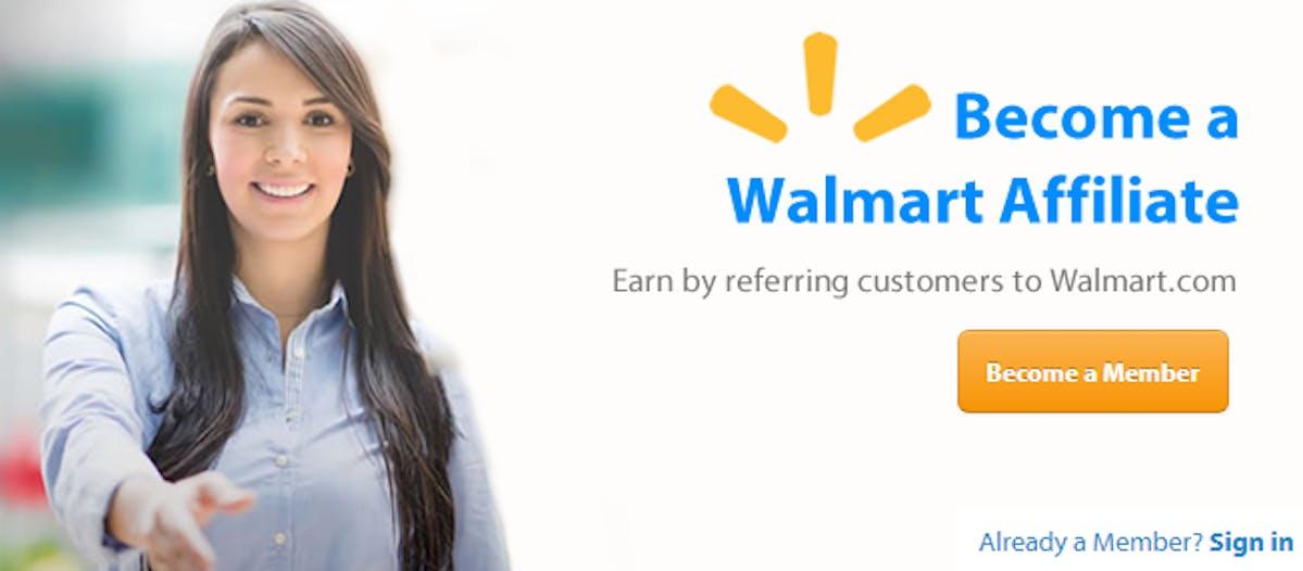 Walmart Affiliate