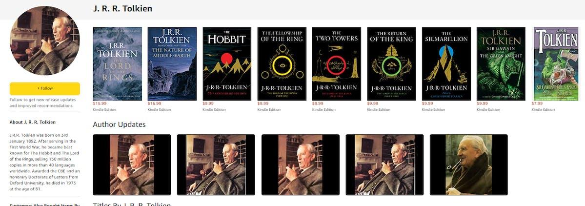 Amazon Advanced Book Search Tool