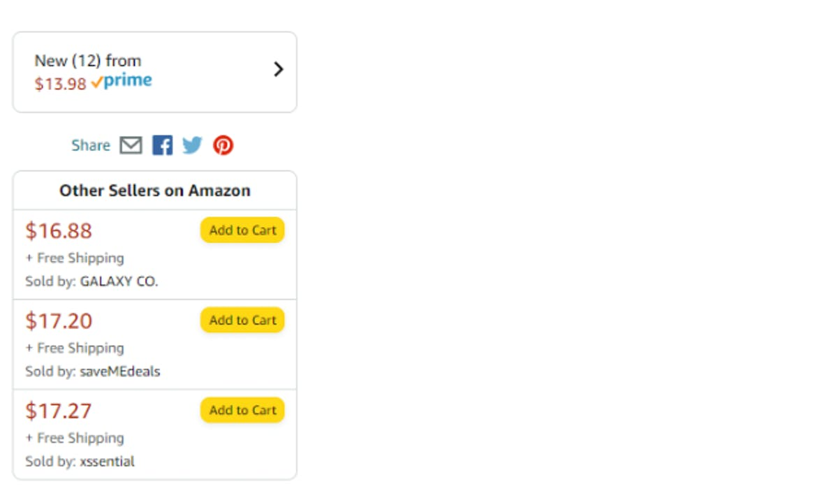 Amazon Pricing Strategies