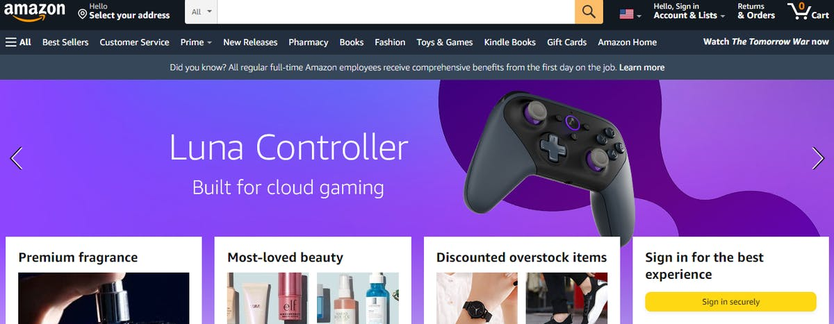 Starting as a Retailer on Amazon