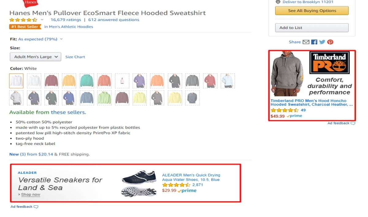 Guide Amazon Product Display Ads DataHawk Blog