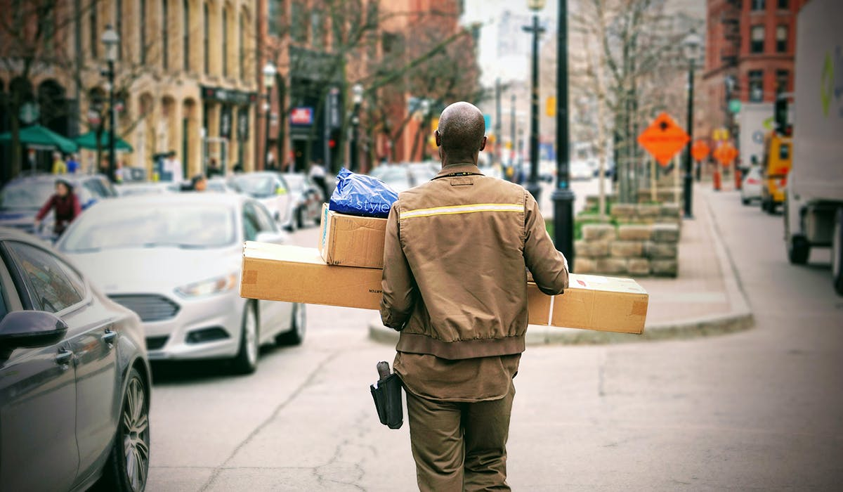 Amazon is Making Prime One-Day Delivery a Reality
