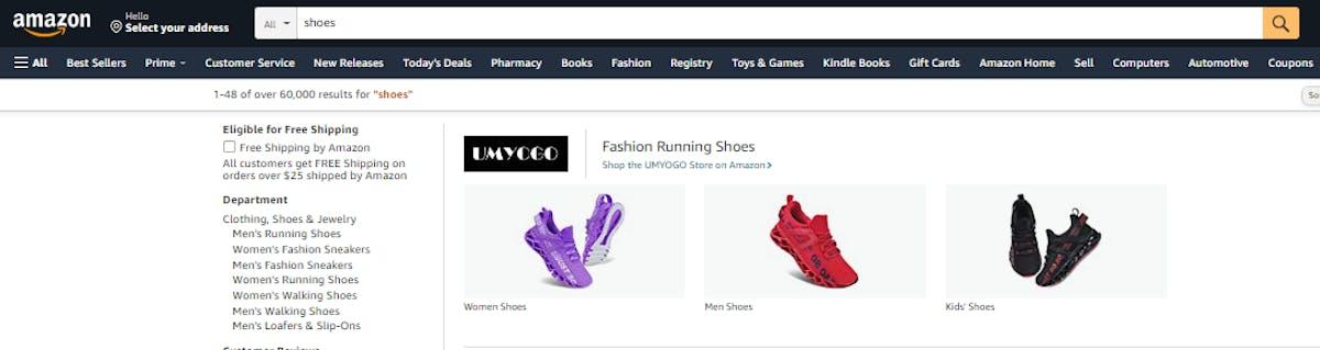 Group Ads on Walmart and Amazon