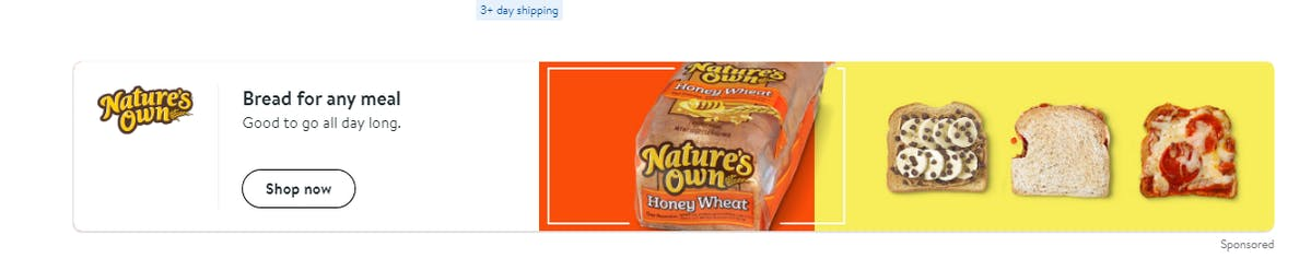 Walmart Banner Ads