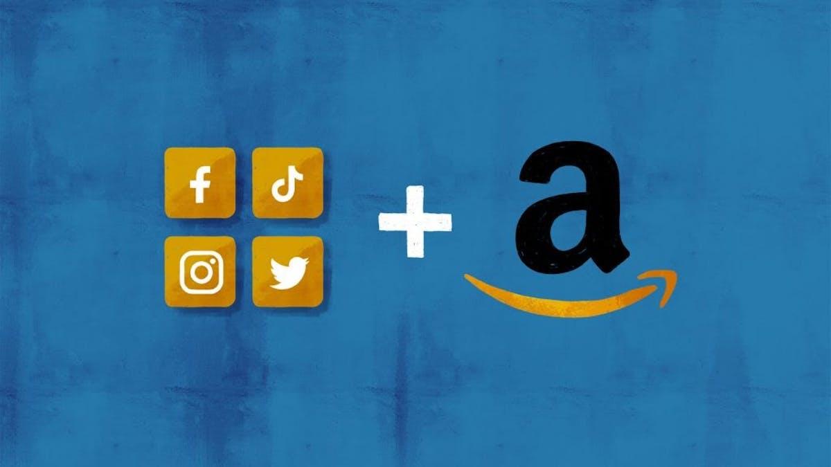 Social Media with Amazon