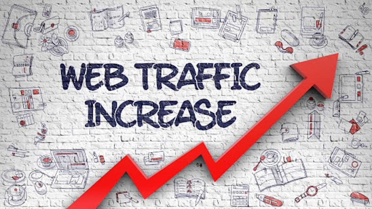 Shopify traffic increase