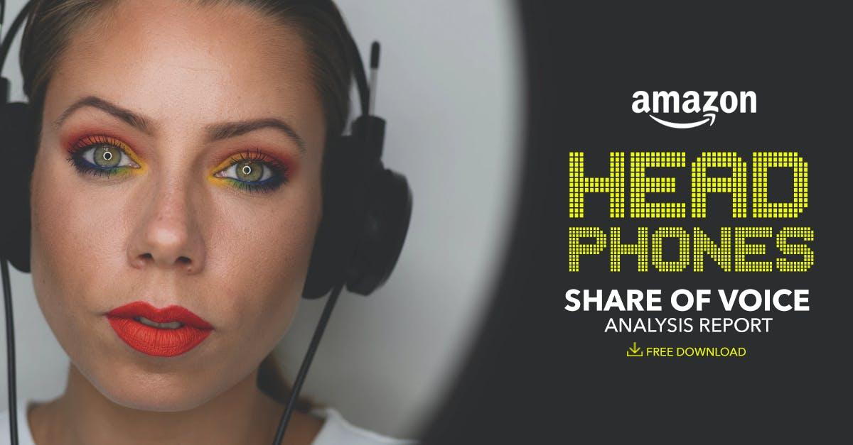 DataHawk SoV Analysis: Headphones