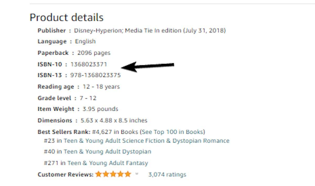 ISBN Amazon Advanced Search