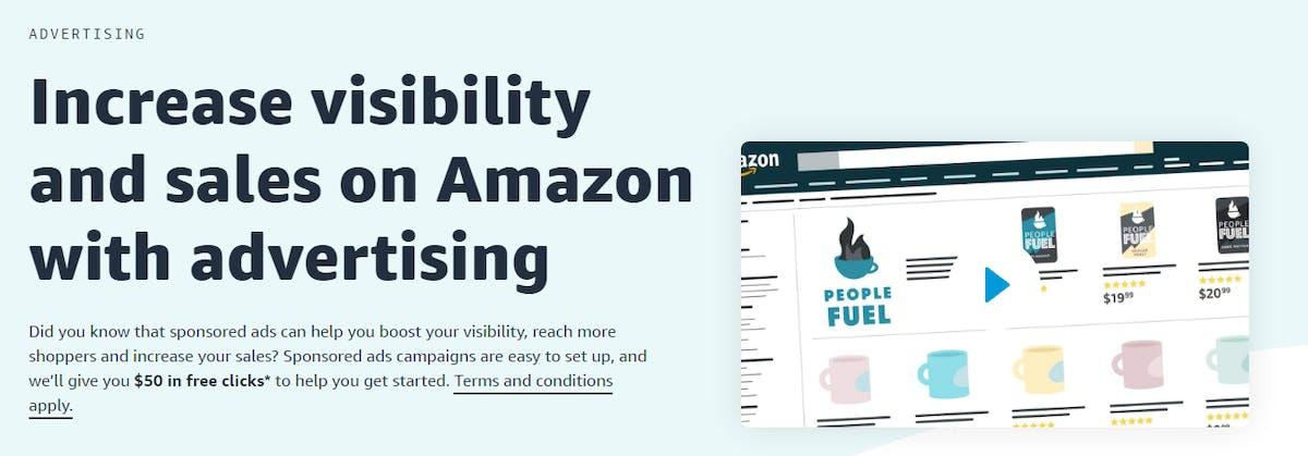Amazon Seller Promotions