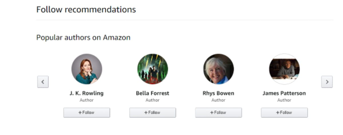 Amazon's Manage Your Customer Engagement Tool