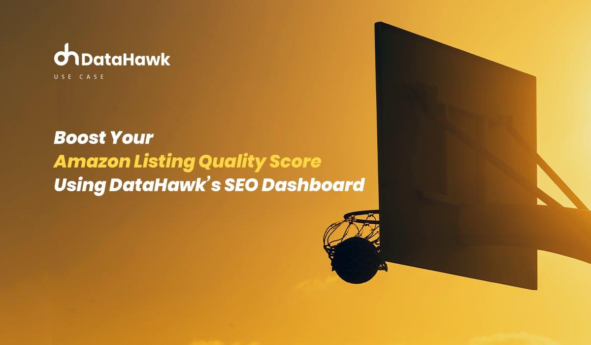 DataHawk SEO Dashboard