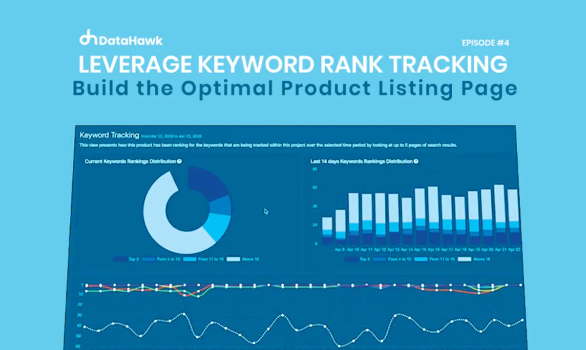 Amazon Keyword Tracking: Boost your Organic Performance and SEO