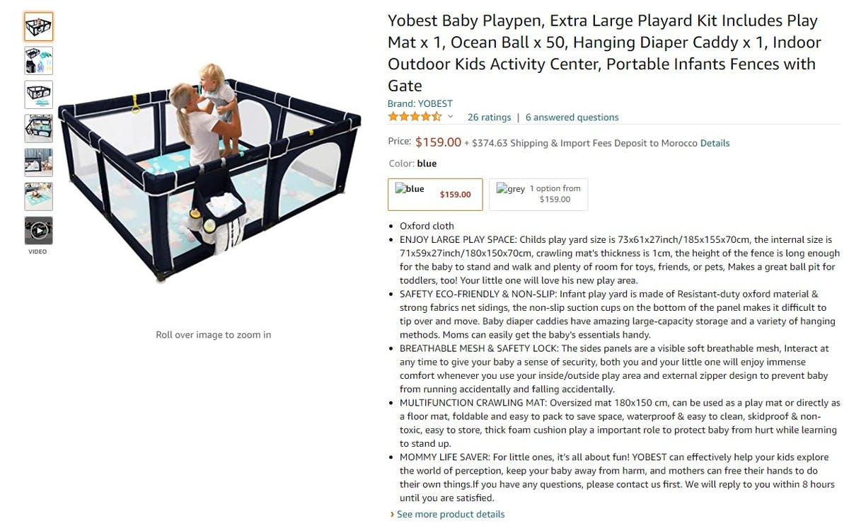 Amazon Best Seller Analysis: Baby Products