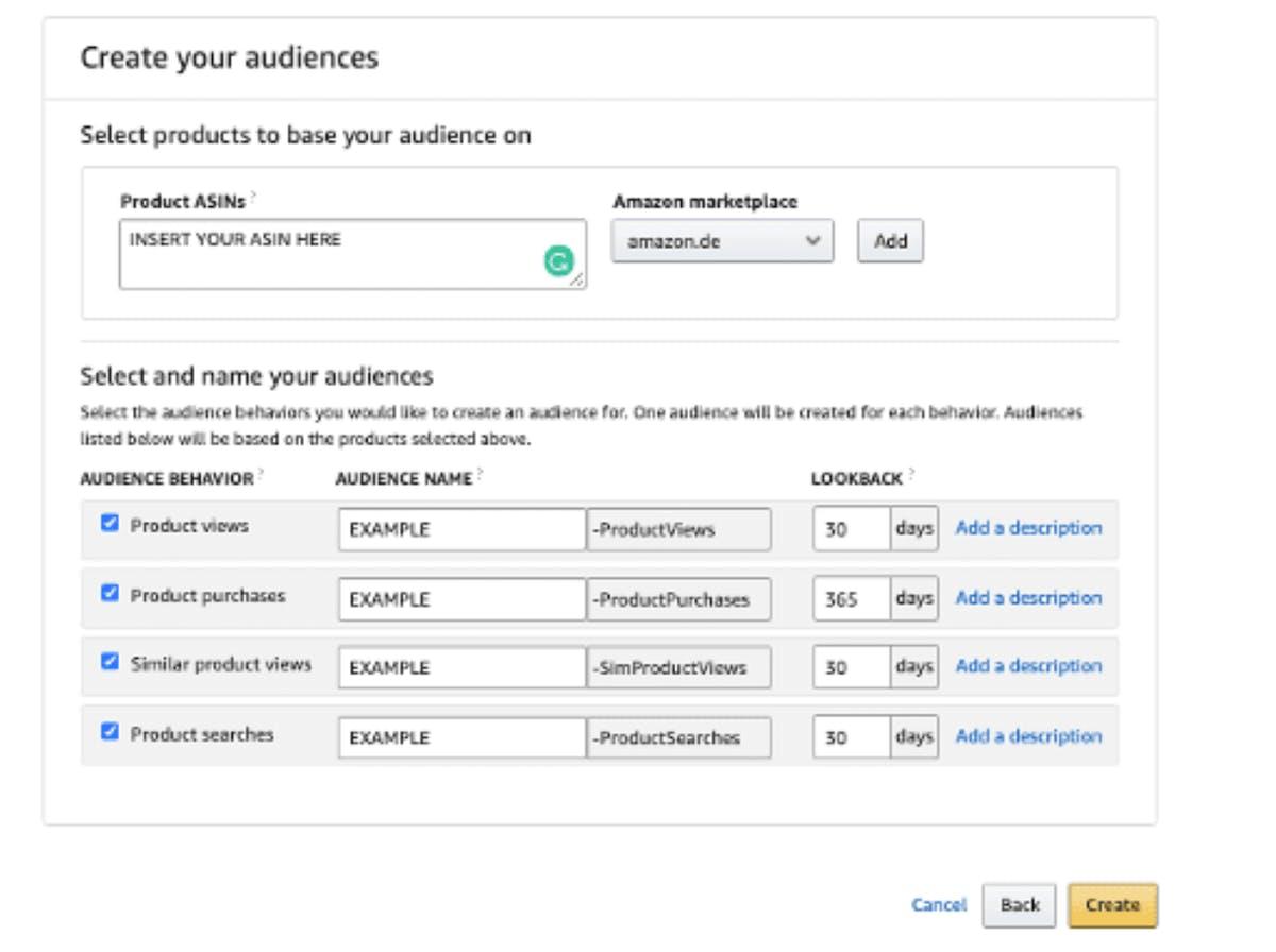 Amazon Demand Side Platform (DSP)