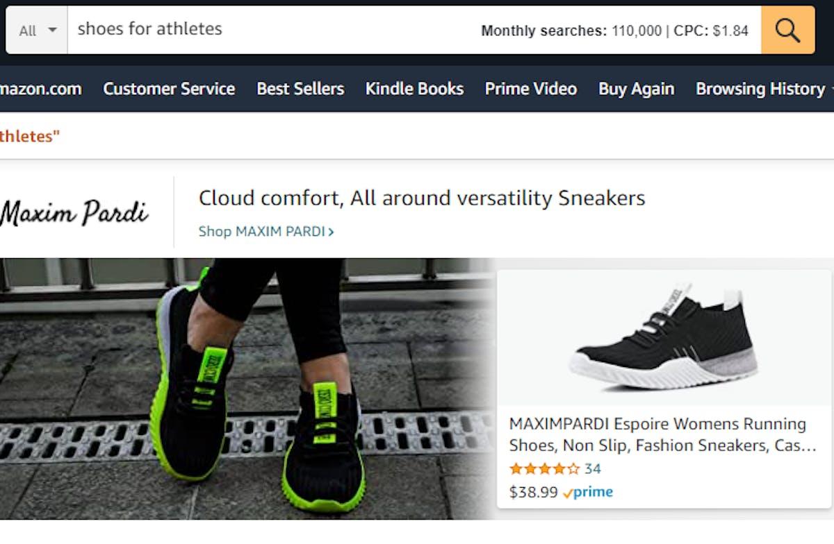 Amazon Search Term Impression Rank Report