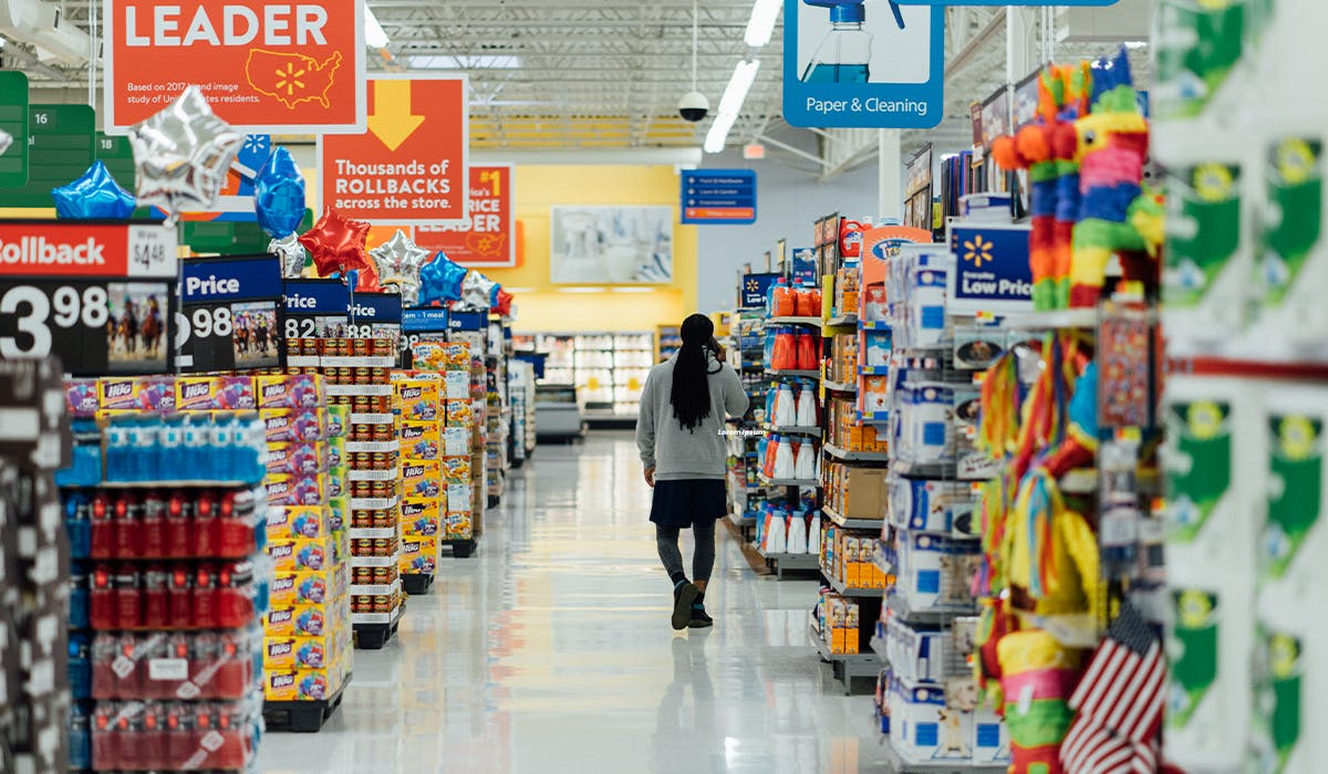 Walmart Vs. Amazon: Who do you think is winning?