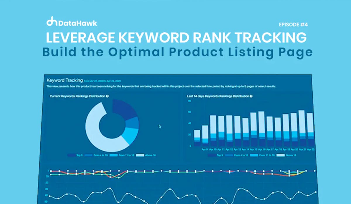 Optimize Your Listings with DataHawk Keyword Rank Tracking