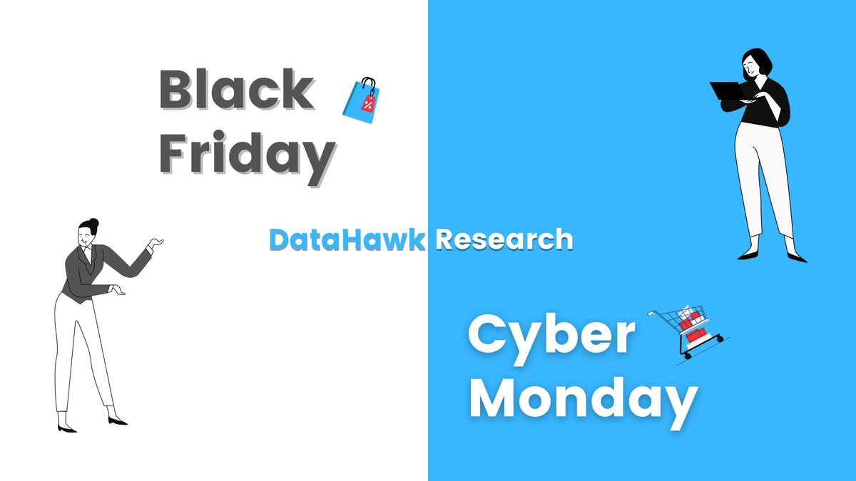 The Story Of Amazon Black Friday & Cyber Monday 2020