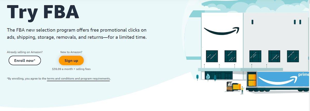 Amazon FBA New Selection Dashboard