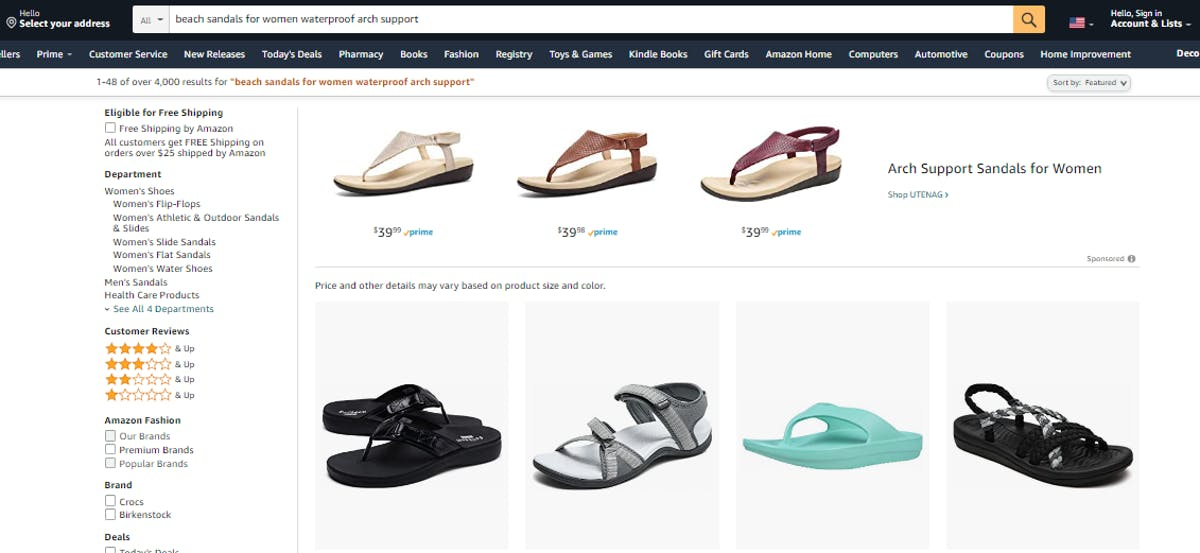 Amazon Advanced Search syntax