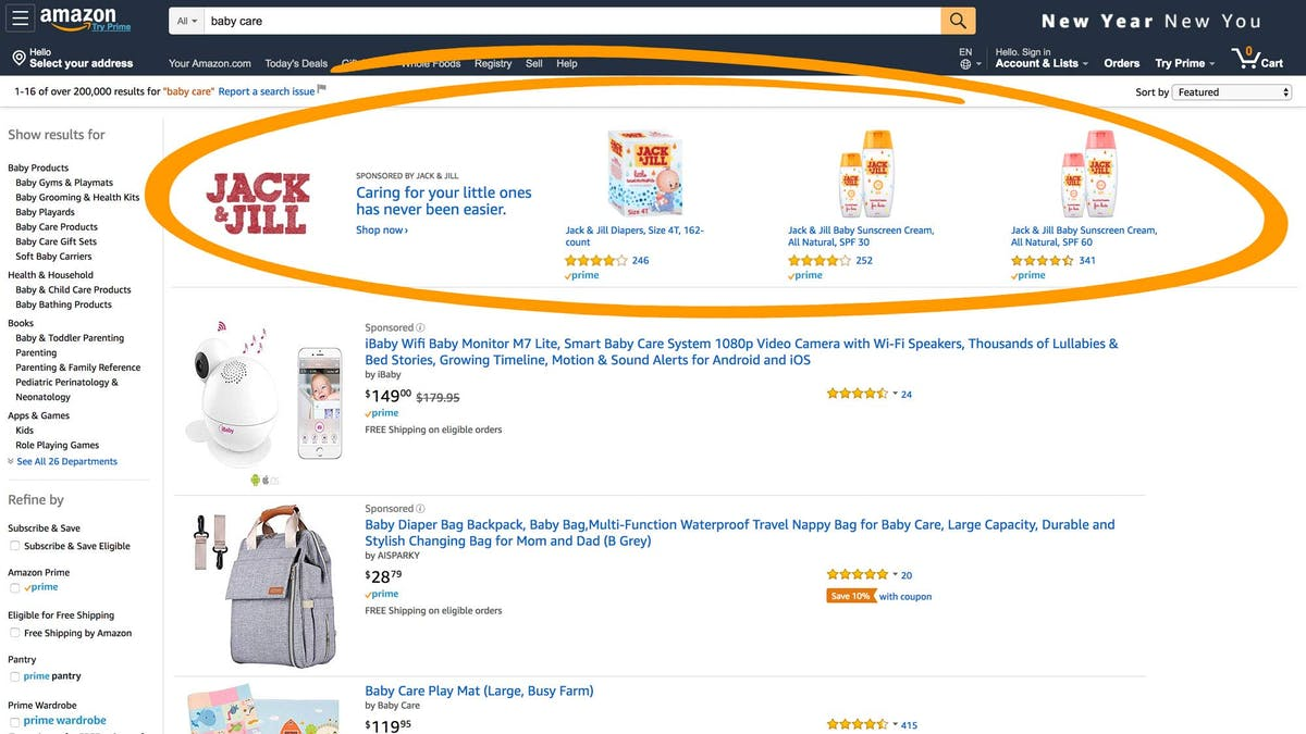 Amazon Sponsored Products, Brands & Display Ads - The Ultimate Guide